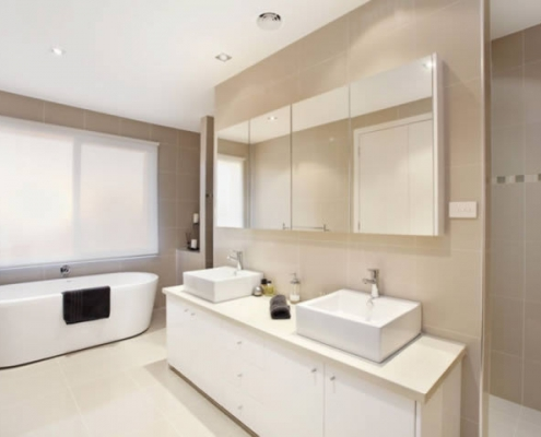 Bathroom renovation by Campis