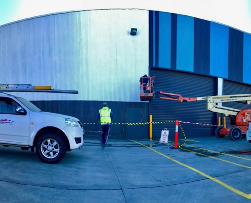Facilites maintenance in Mebourne provided by Campis