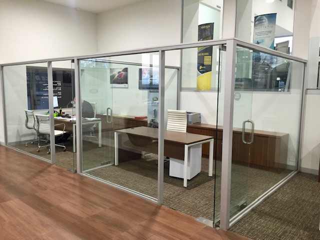 Commercial Office in Melbourne Serviced By Campis