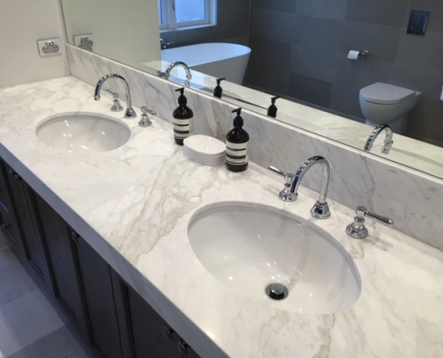 Bathroom renovation Campis