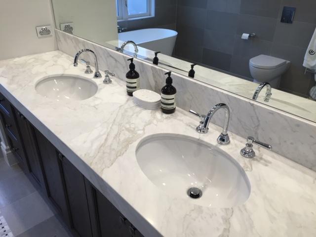 Bathroom renovation Campis