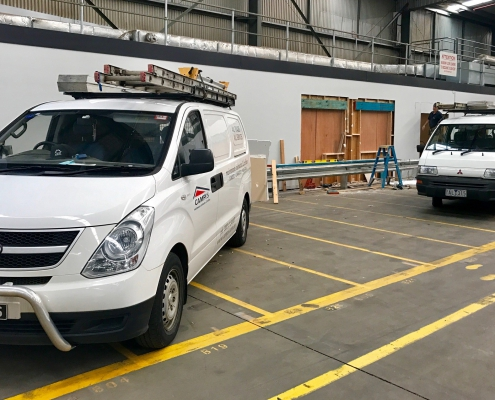Campis Providing Commercial Building Maintenance Services in Melbourne