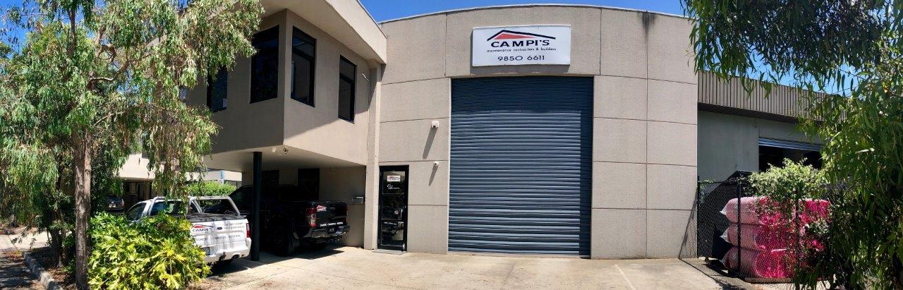 Campis Building Repairs in Melbourne