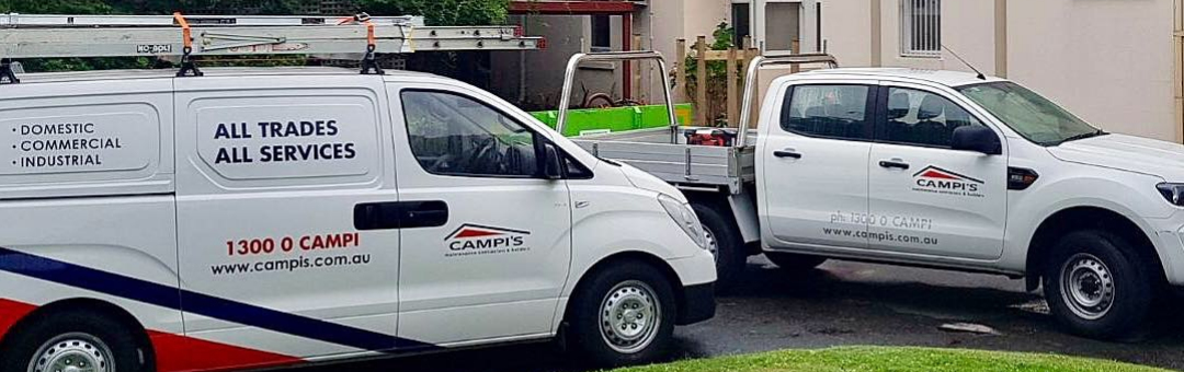Campis Commercial Building Maintenance Services in Melbourne